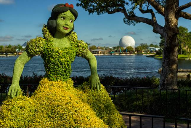 EPCOT International Flower & Garden Festival Event