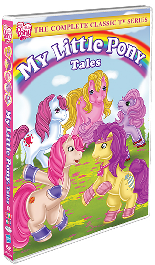 MY LITTLE PONY TALES THE COMPLETE CLASSIC TV SERIES