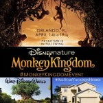 More Details on Monkey Kingdom and the #MonkeyKingdomEvent! #DisneySide