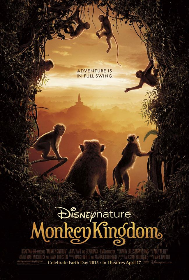 Monkey Kingdom Poster
