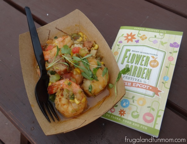 Shrimp-and-Stone-Ground-Grits-from-Fresh-From-Florida-Outdoor-Kitchen-at-Epcot