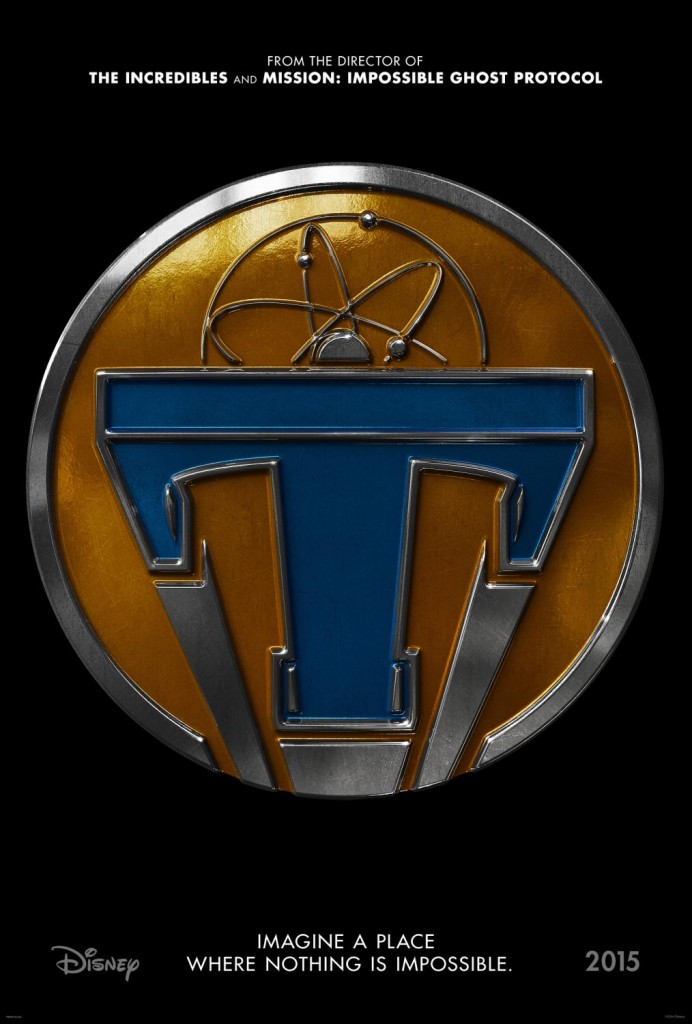 tomorrowland poster disney pictures