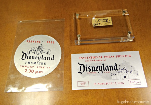 1st-ticket-into-Disneyland-at-the-Walt-Disney-Archives