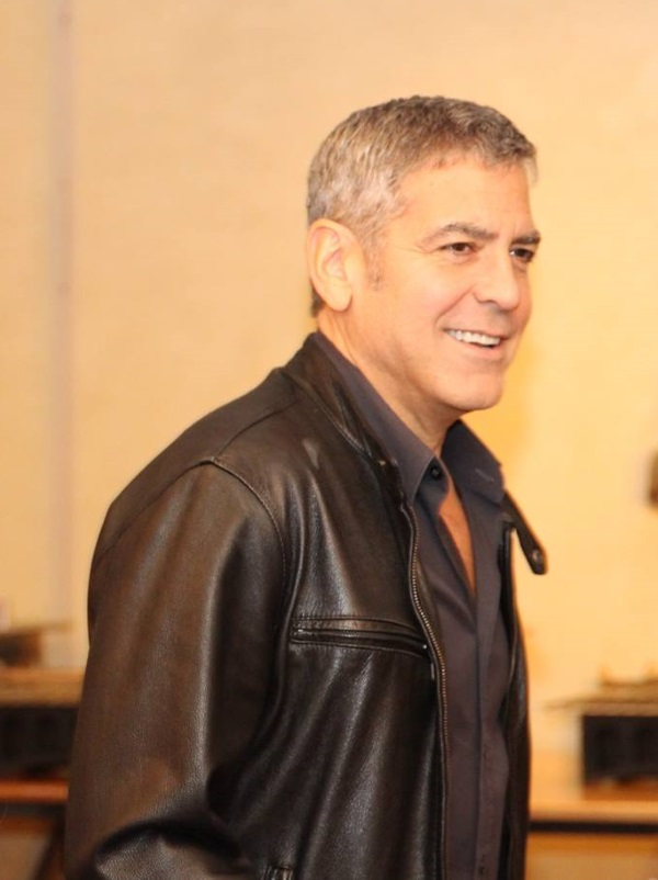 George Clooney in Interview