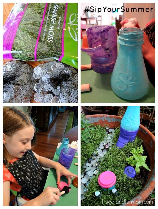 Building a Fairy Herb Garden