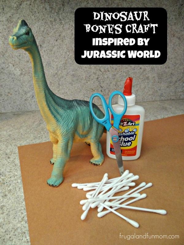 Dinosaur Fossil Craft (2)