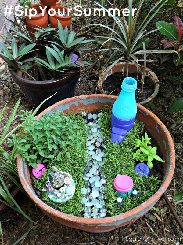 Fairy Herb Garden