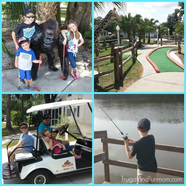 Family Activities at Sun N Fun Sarasota Florida