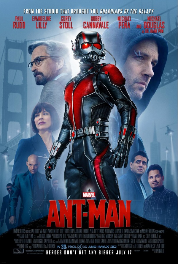 AntMan Movie Poster