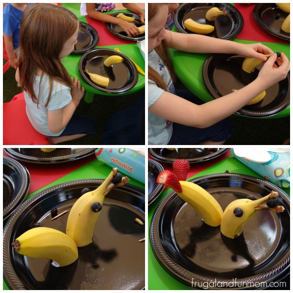 Banana Dolphin Tutorial from Fruttare