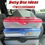 Travel Busy Box Ideas! They Are Keeping My Children Entertained!