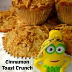 Cinnamon Toast Crunch Banana Muffins With General Mills #Minions Prize Pack Giveaway!