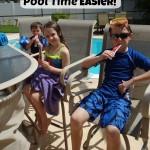 5 Tips for Making Pool Time Easier! #Summer