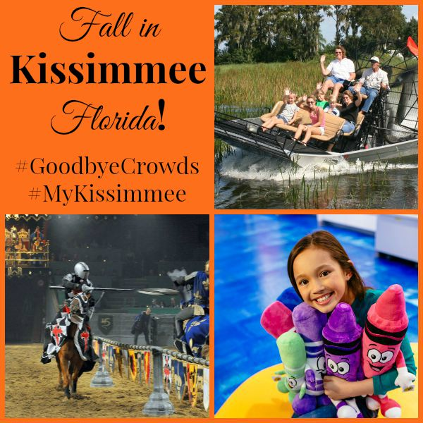 Fall in Kissimmee Florida