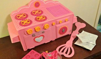 Lalaloopsy Baking Oven Review With Product Giveaway! #Lalaloopsy
