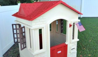 Little Tikes Cape Cottage Playhouse Review!