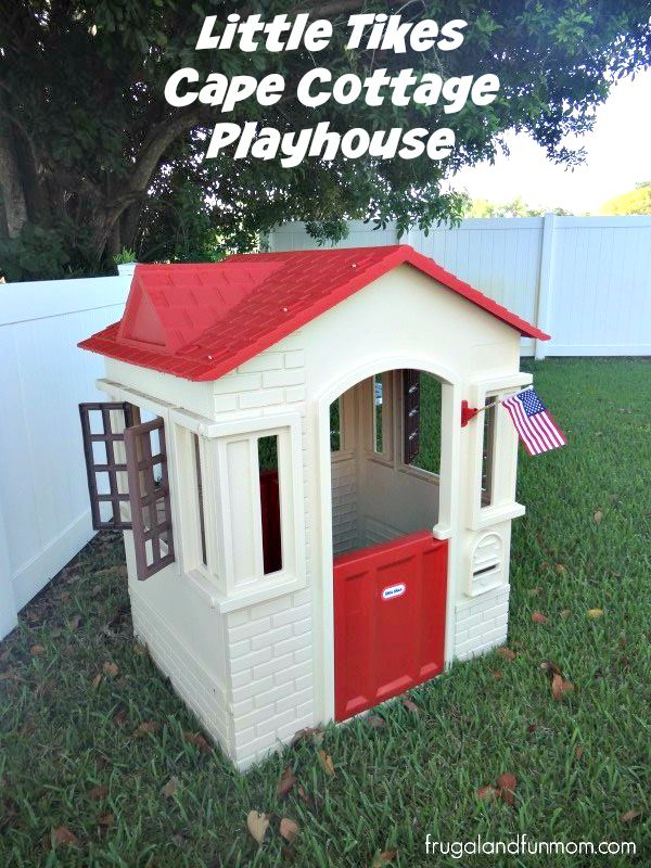 Little Tikes Cape Cottage Playhouse Review