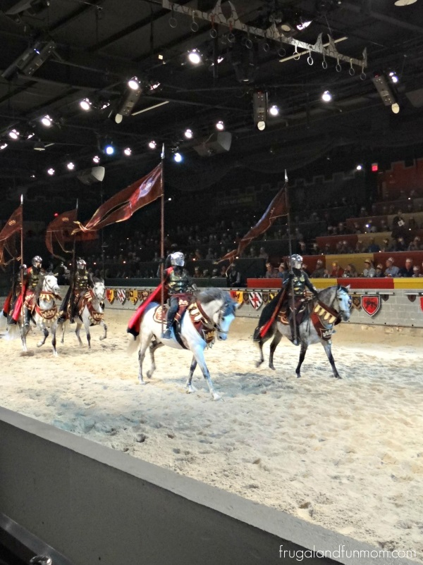 Medieval Times Dinner Show and Tournament