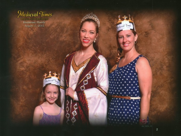 Medieval Times Florida Experience