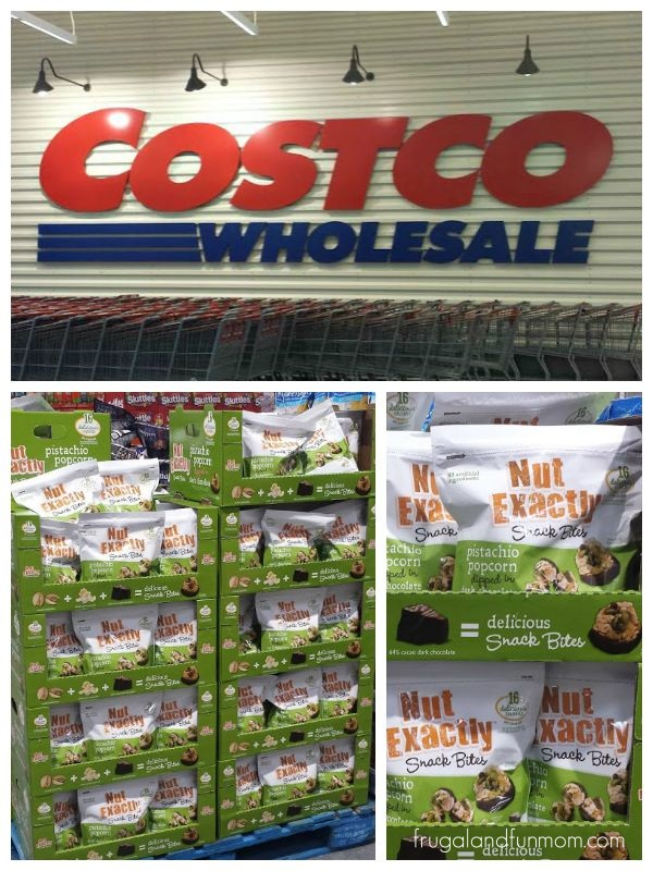 Nut Exactly at Costco