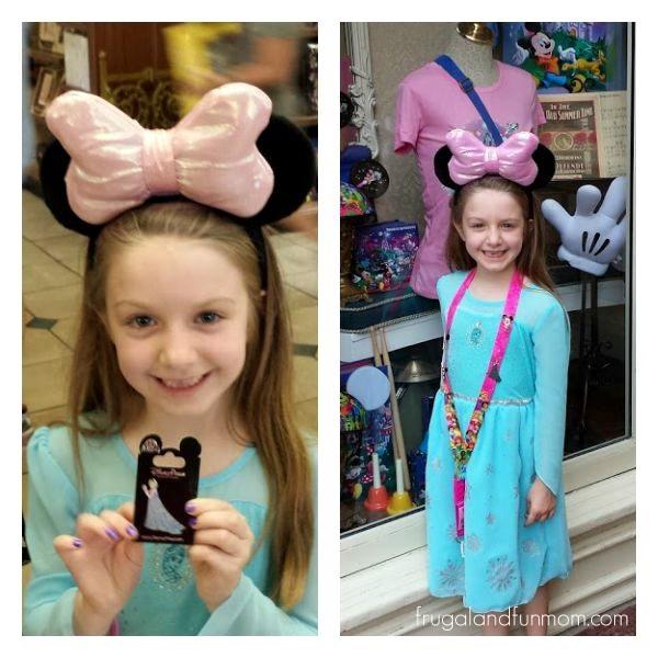 Pin Trading at Disney World