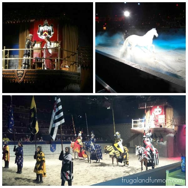 Scenes from Medieval Times Florida