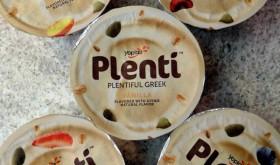 Yoplait Plenti Greek Yogurt