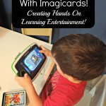 LeapPad Platinum With Imagicards! Creating Hands On Learning Entertainment! #LeapFrogMomSquad