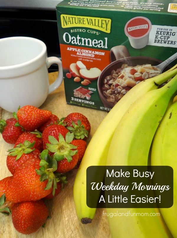 Make Busy Weekday Mornings A Little Easier!