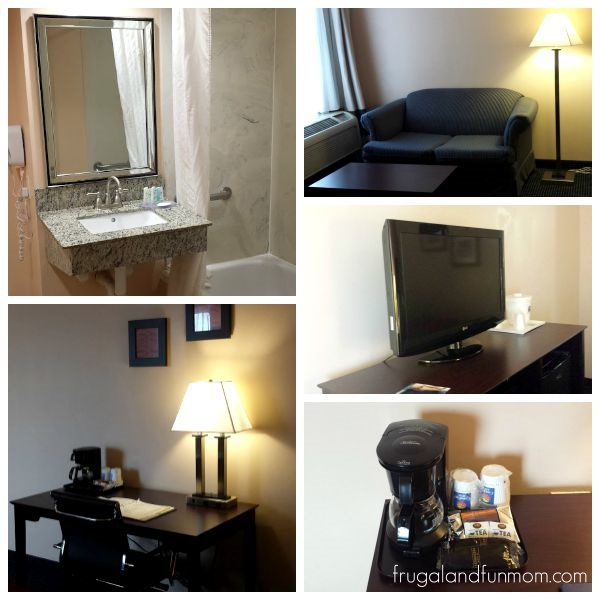 Room shots at Comfort Inn Orlando International Drive