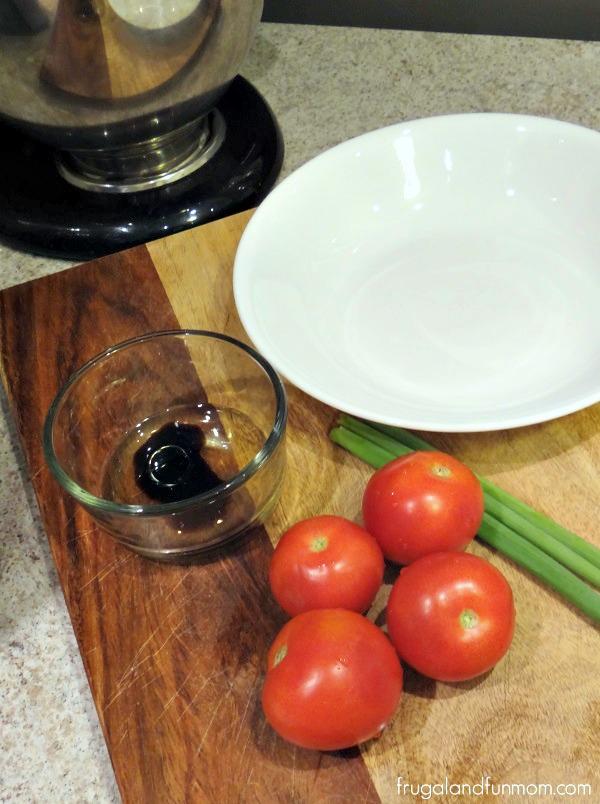 Campari Bruschetta Ingredients