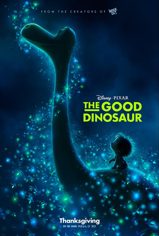 TheGoodDinosaur Poster