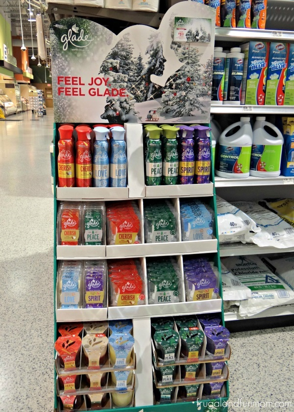 Glade Winter Collection Fragrances at Publix