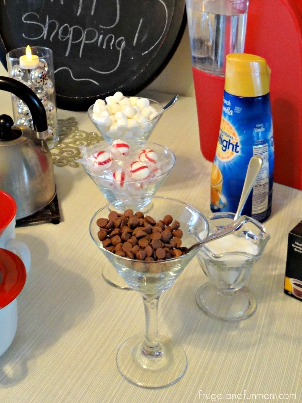 Items to add to coffee for flavor