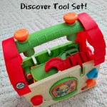 Getting Hands On With LeapFrog Scout's Build & Discover Tool Set! #LeapFrogMomSquad