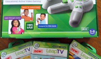Video Review of the LeapFrog LeapTV!