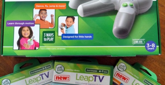 Video Review of the LeapFrog LeapTV Plus Giveaway! #LeapFrogMomSquad #LeapTV