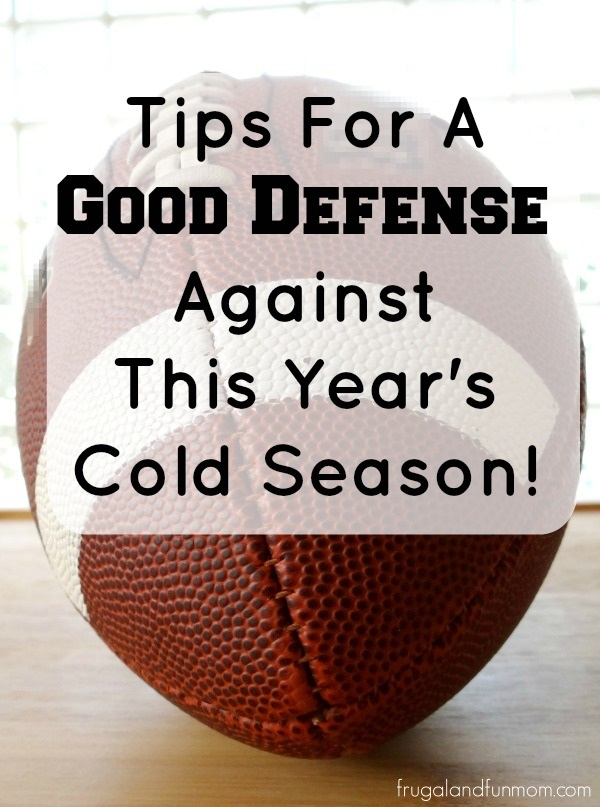 Tips For This Year's Cold Season!