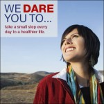 United Healthcare Dares You To Live Healthier For A Chance To WIN PRIZES! #WeDareYou