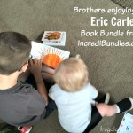 Eric Carle Book Bundle Baby Gift Review With A $50 IncrediBundles.com Gift Card Giveaway!
