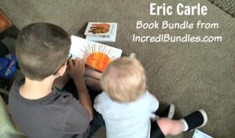 Eric Carle Book Bundle Baby Gift Review, Find This Item at IncrediBundles.com!