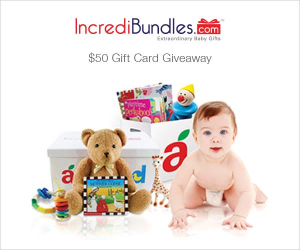 IncrediBundles $50 Gift Card Giveaway