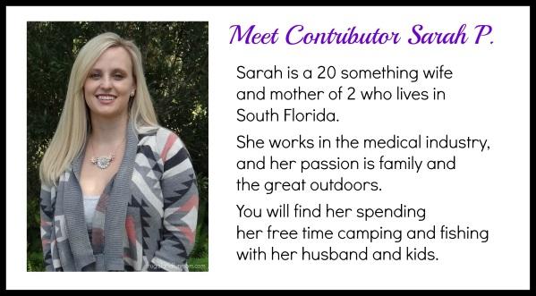 Sarah's Profile