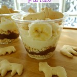 Animal Cracker Parfait Recipe! Easy Dessert Creation for a Snack or Party!