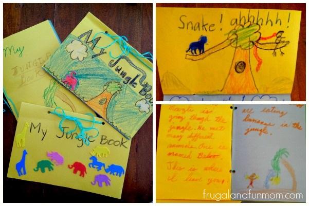 Homemade Jungle Book