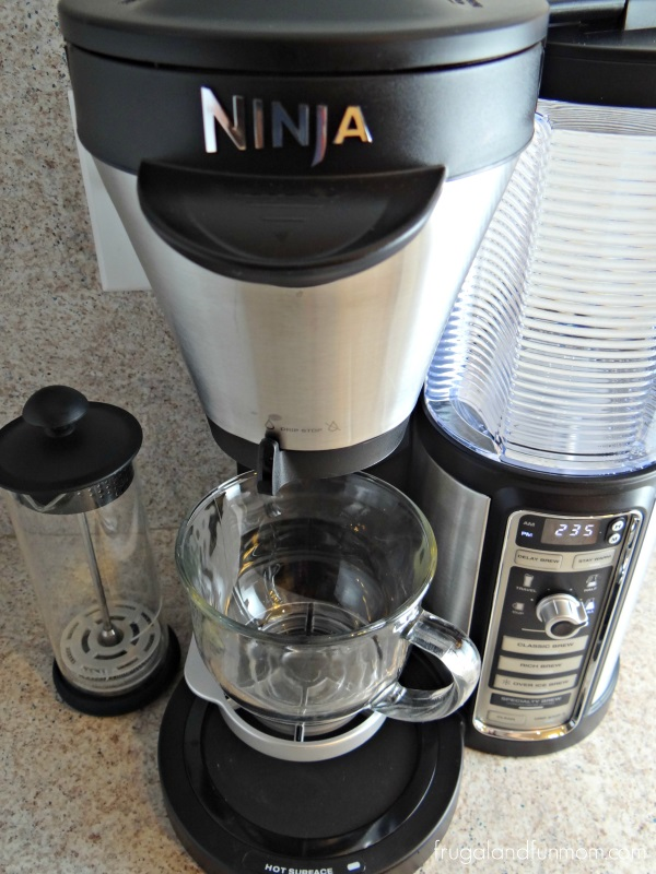 Picture of the Ninja Coffee Bar