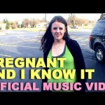 Want A Laugh Moms? I'm Pregnant and I Know It Music Parody!