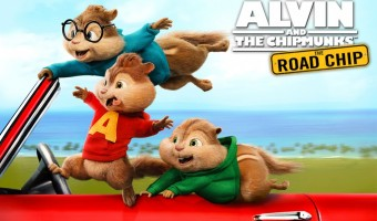 ALVIN AND THE CHIPMUNKS: THE ROAD CHIP on Blu-ray and DVD March 15th! #AlvinInsiders