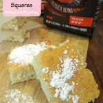 Banana Sour Cream Squares Recipe and The Outdoors! #McCafeMyWay