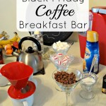 Black Friday Coffee Breakfast Bar With Melitta Prize Pack Giveaway! #MelittaUSA